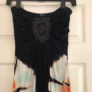 Sky Maxi Sundress